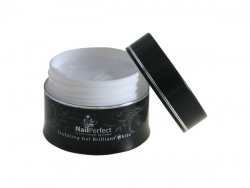 Sculpting gel Briliant white 14g