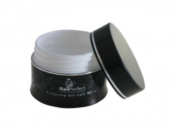 Sculpting gel Soft white 14g
