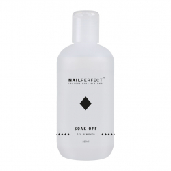 NailPerfect Soak Off Gel Remover 250ml